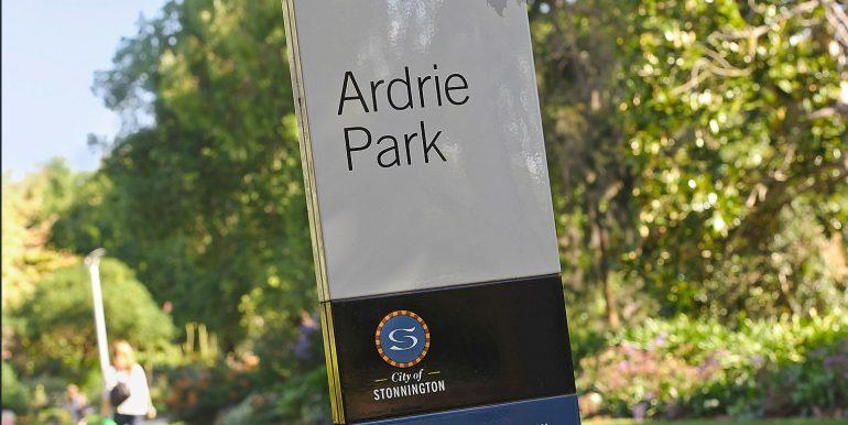 Ardrie park